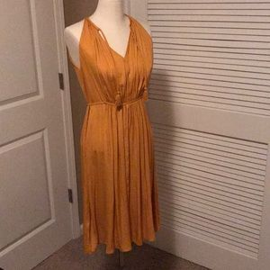 Mustard dress **BRAND NEW